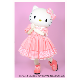 Hello Kitty handshake & photography meeting
