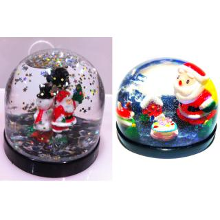 It is product rou ♪ handicraft snow dome happily!