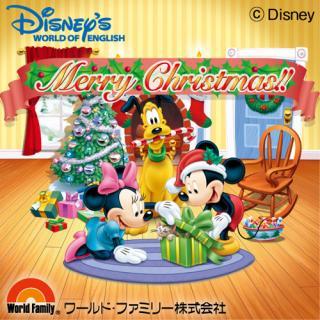 "■""English system Christmas event of Disney"""