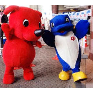 Road safety campaign with winter Traffic Safety Campaign♪