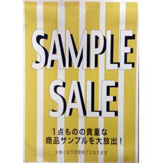 ◎Sample sale◎